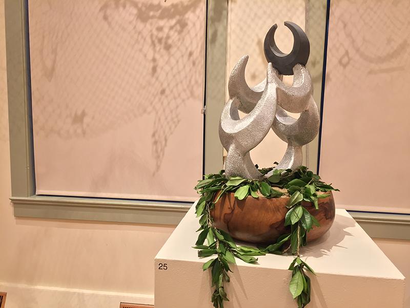 Sculpture by Kalā Hoe