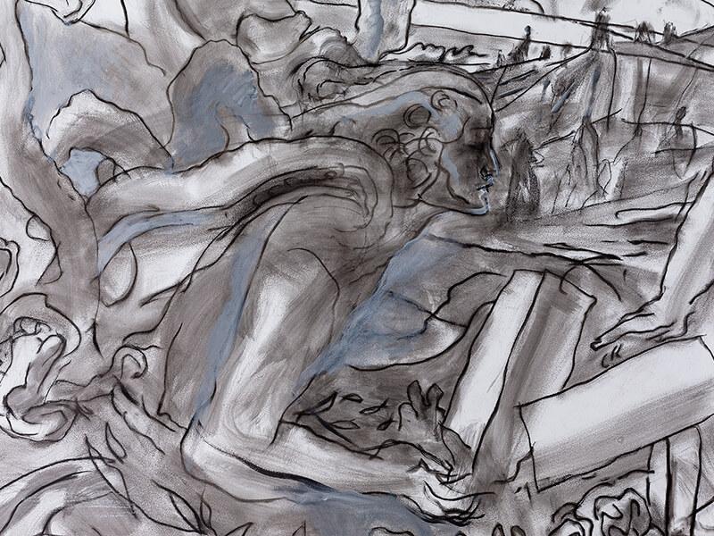 Solomon Enos Mural Kanaloa