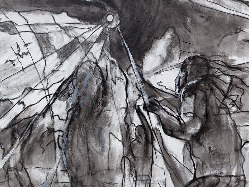 Solomon Enos Mural Maui Harness the Sun